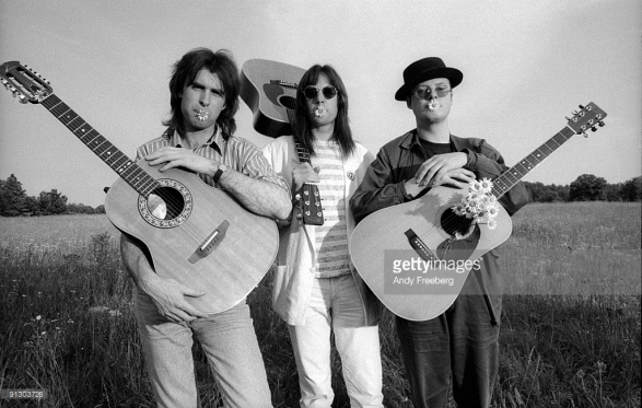 XTC, North Carolina, 1989