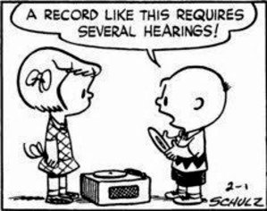 peanuts several hearings